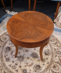 Baker Furniture Small End Table